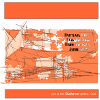 Han-earl Park, Paul Dunmall, Mark Sanders and Jamie Smith: Live at the Glucksman gallery, Cork (owlcd002) CD cover (copyright 2012, Owlhouse Recordings)