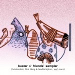 'buster & friends' sampler' CD cover