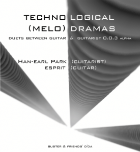 'Technological (Melo)dramas' CD cover