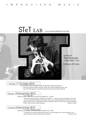 Stet Lab 10-11-10, 11-15-10 and 12-06-10 poster (click to download PDF…)