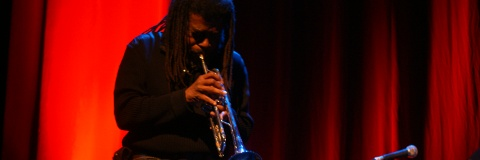 Ishmael Wadada Leo Smith (photo copyright 2011 Julia Healy)