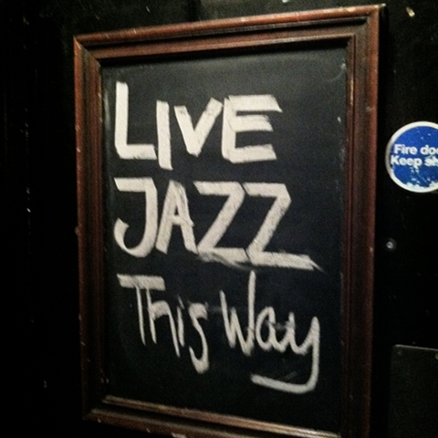 "The Oxford (London) 05-07-12: ""LIVE JAZZ This Way"""
