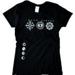Eris 136199 T shirt (Ladies' small)