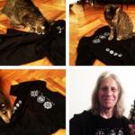Nick Didkovsky and Shinsky with Eris 136199 T shirt