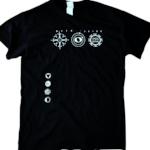 Eris 136199 T shirt (Unisex/Men's medium)