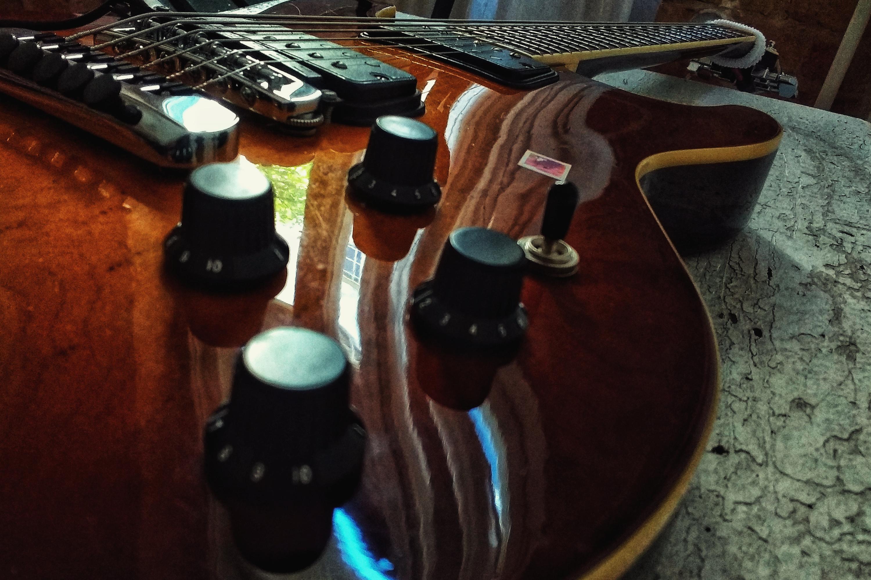 Han-earl Park's guitar