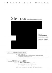 Stet Lab 10-12-09 and 11-10-09 (click to download PDF…)