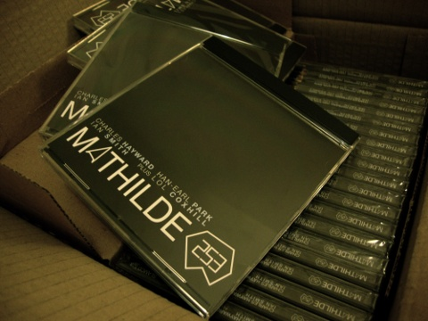 'Mathild 253' CD box