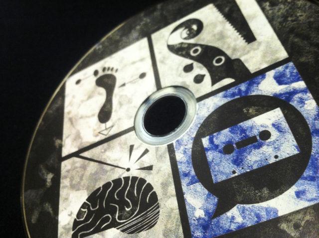 Sirene 1009 (compact disc). Copyright 2017 Han-earl Park.